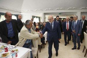 Beykoz Belediyesi'nde vefa geleneği sürüyor