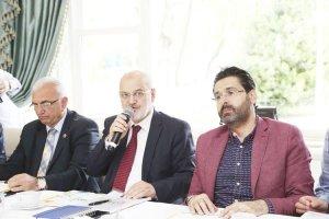 Belediye Başkanı muhtarlarla Beykoz'u konuştu