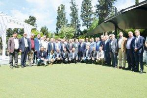 Beykoz Trabzonlular vefa örneği sergiledi