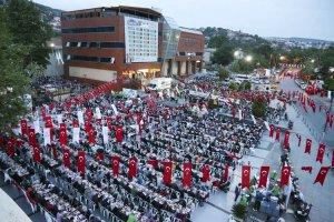 Beykoz'da ramazan coşkusu başladı