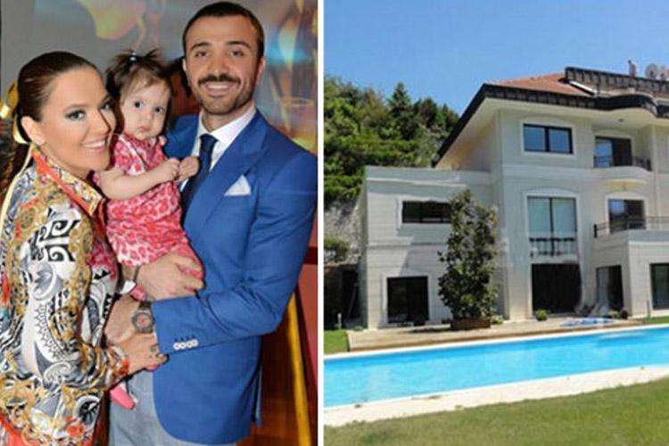 Demet Akalın Beykoz'da 18 Milyona ev aldı
