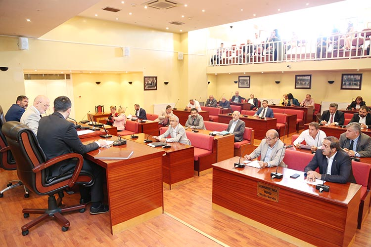 Beykoz Belediye Meclisi Haziran 2. Oturumu