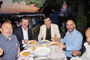 KAS-DER Beykoz dostları iftarda toplandı