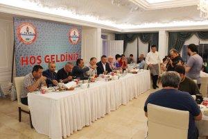 İstanbul kantincileri Beykoz'da iftar yaptı