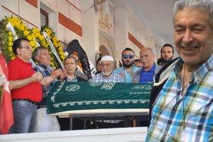 Beykoz Ziya Sökmez'i ebediyete uğurladı