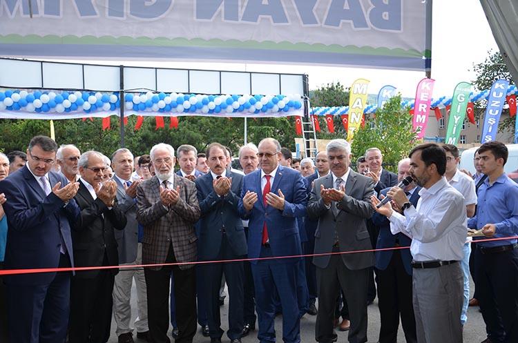 Büyük Kermesin açılışını Beykoz Kaymakamı yaptı