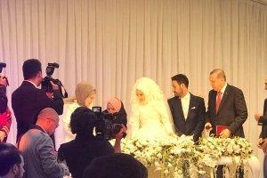 Erdoğan, Güneysuluların düğünü için Beykoz'da
