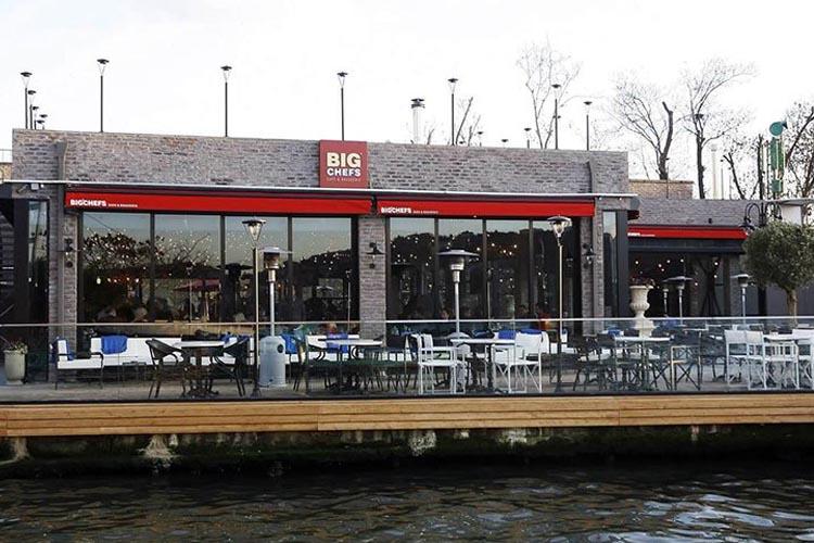Beykoz'daki  Big Chefs Restoran yıkılacak mı?