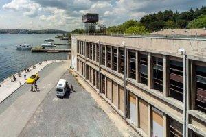 Beykoz'un tarihi simgesi Sanat Merkezi oldu
