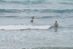 Anadolufeneri'nde denize giren iki kişi kayıp…