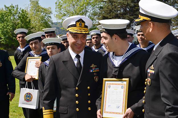 İstanbul Boğaz Komutanı, Donanma Komutanı oldu