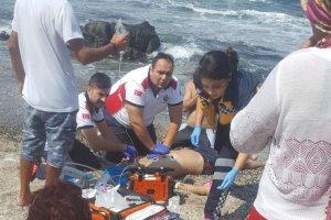 Beykoz'da bayram öncesi boğulma vakası