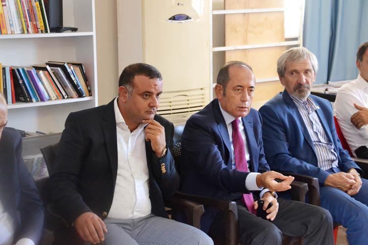 Hamzaçebi, Beykoz'da Arakan için çağrıda bulundu