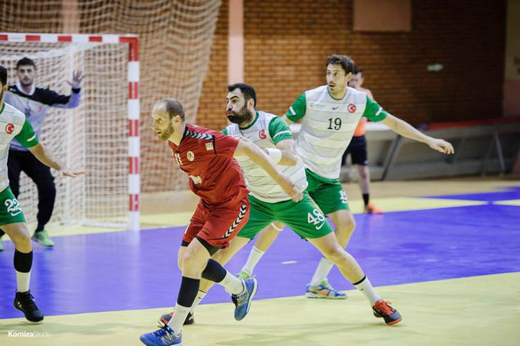 Beykoz Belediyespor EHF'deki ilk maçında kaybetti