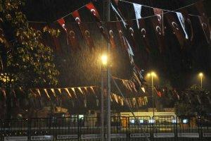 Beykoz Çayır Festivali yağmura takıldı