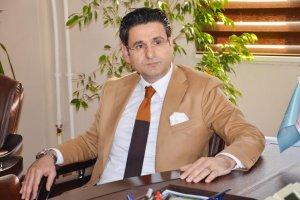 Muharrem Kaşıtoğlu Başkan yardımcılığından istifa etti