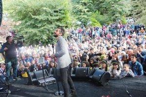Resul Dindar Beykoz'da Görele Şenliği'nde katıldı