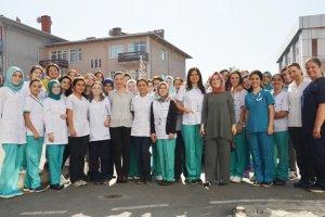 Beykoz'da sağlık ordusu büyüyor...