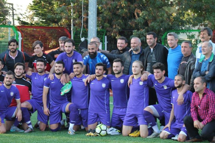 İstanbul Mesudiyespor'da yüzler gülüyor: 2 - 0
