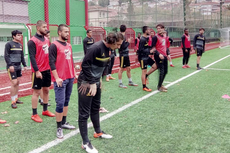 Beykoz 1908 AŞ, Barbarosspor maçına kilitlendi