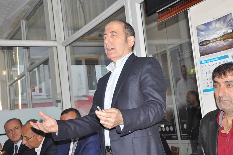Hamzaçebi, Büyükşehir'e Beykoz'dan talip oldu