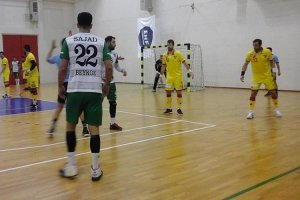 Beykoz Belediye Hentbol takımında iniş hız kazandı