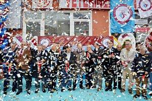 Beykoz'da Trabzonlular Derneği'nin merkezi açıldı