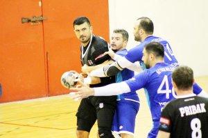 Beykoz Hentbol'da Beşiktaş Mogaz'ı geçemedi