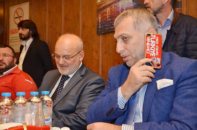 CHP'nin tepe yönetimi Türkiye'ye ait değildir