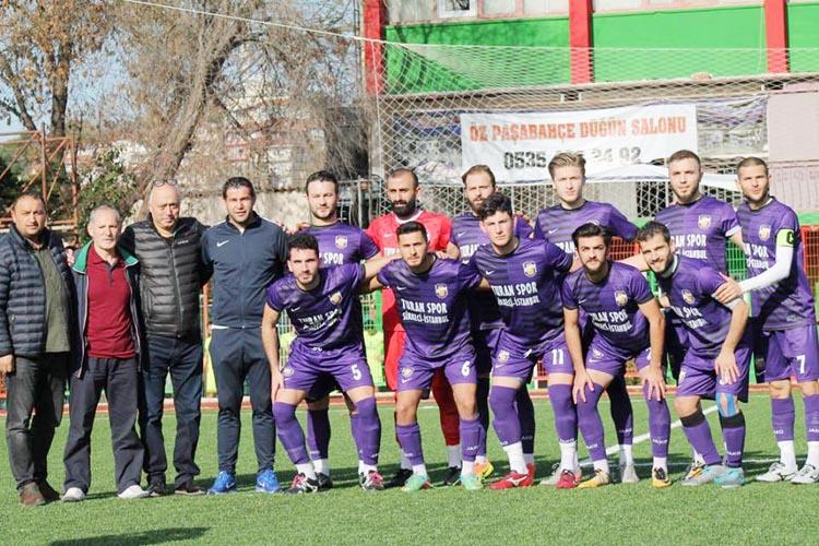 Mesudiyespor 5 golle 'devam' dedi