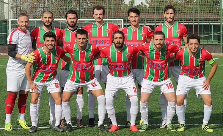 Paşabahçespor'da gülen yüzler