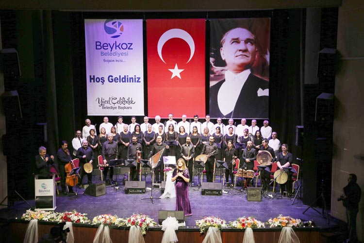 Beykoz Belediyesi Musiki Topluluğu konseri