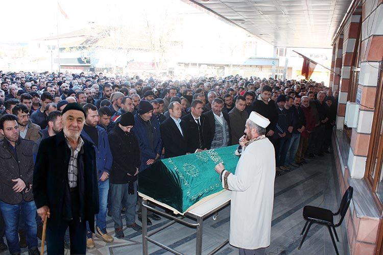 Salih Dede Çavuşbaşı'nda ebediyete uğurlandı
