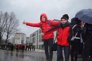 Türk Alman Üniversitesi öğrencilerinin ulaşım çilesi