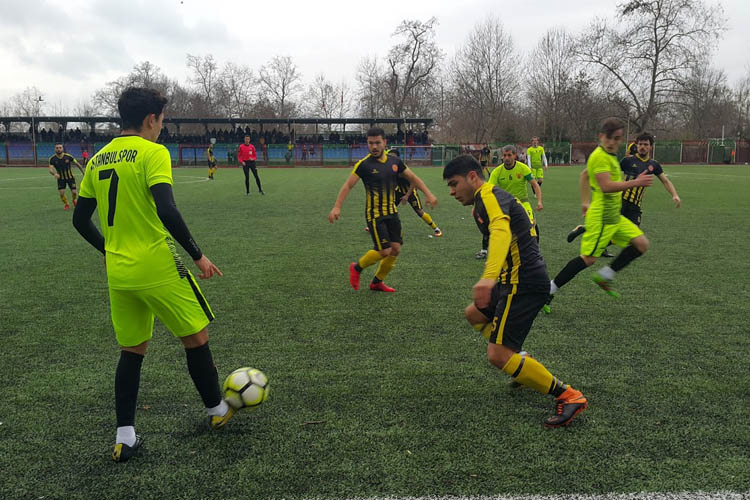 Beykoz 1908, 2017'ye mutlu veda etti: 2-1