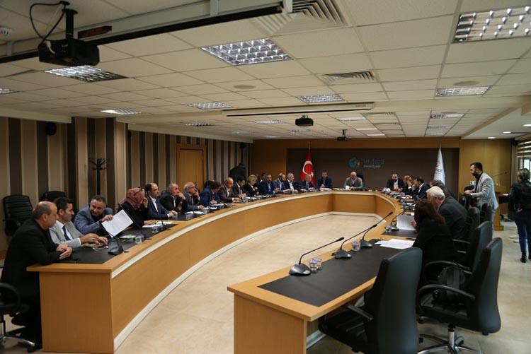 Beykoz Belediye Denetim Komisyonu yenilendi