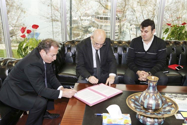 Beykoz'un dev projesi için ihale sözleşmesi imzalandı