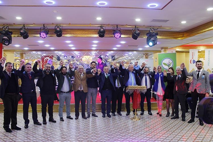 Rizeliler Beykoz'da gövde gösterisi yaptı