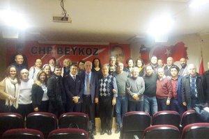 Giresunlulardan CHP Beykoz Yönetimine ziyaret