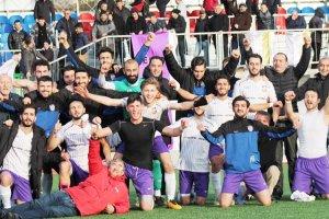 İstanbul Mesudiyespor şampiyon oldu