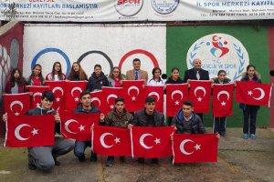 Beykoz'da Zeytin Dalı seferberliği sürüyor