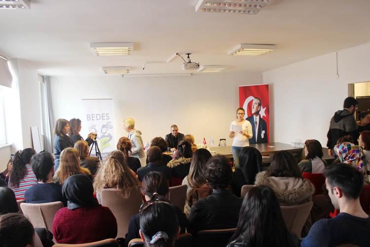 BEDES'ten Beykoz'da teknoloji bilinci konferansı