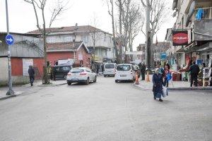Beykoz Tokatköy'de referandum sandığı kuruluyor