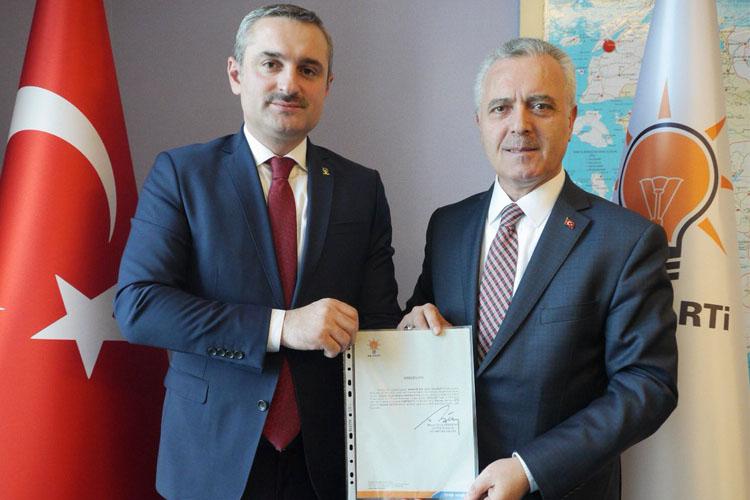 AK Parti İstanbul'un yeni İl Başkanı Şenocak oldu