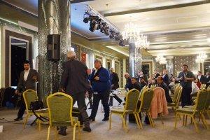Beykoz Belediyesi toplantısında kavga çıktı