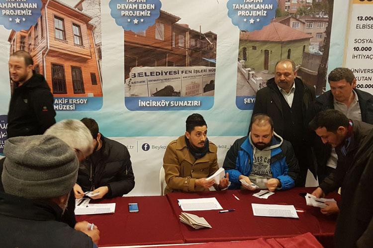 Beykoz Tokatköy için vatandaş tercihini yaptı