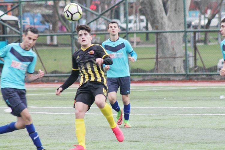 Beykoz U17'den iki gollü 2. galibiyet