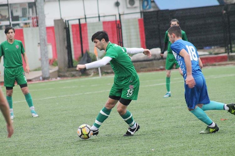 Paşabahçespor, Beykoz'da üç golle 3 puan aldı