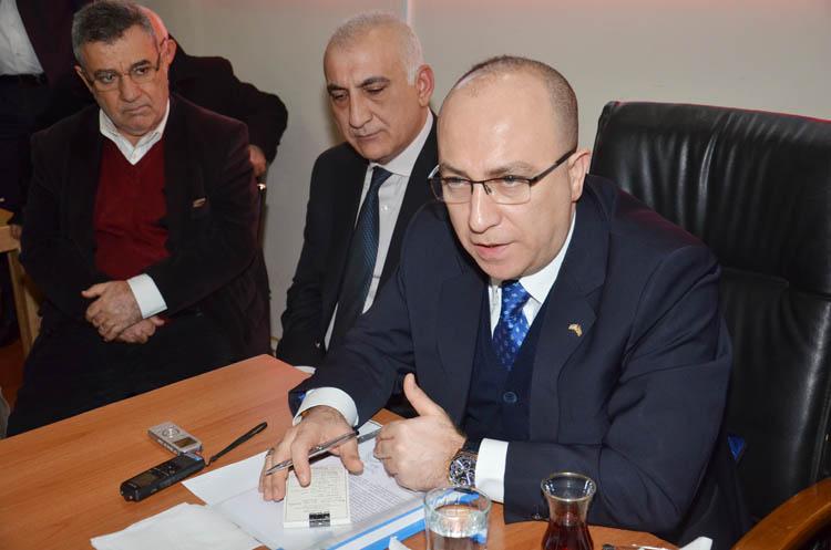 Beykoz'da dert dinleyen MHP'li Vekil TBMM'ye sordu