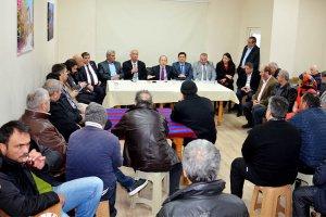 CHP Genel Sekreteri, Beykoz'u karış karış geziyor